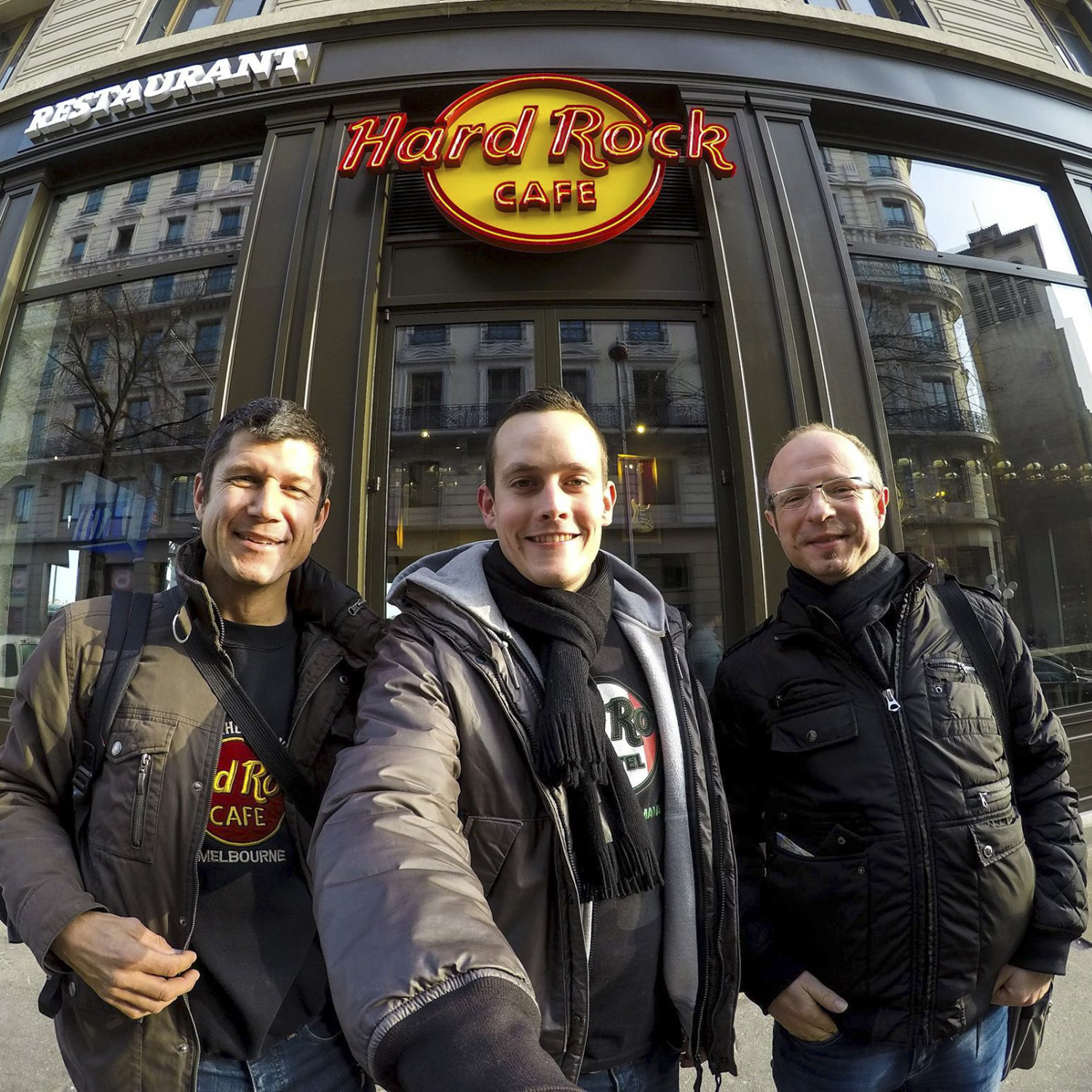 Hard Rock Cafe Lyon - visited in 2016