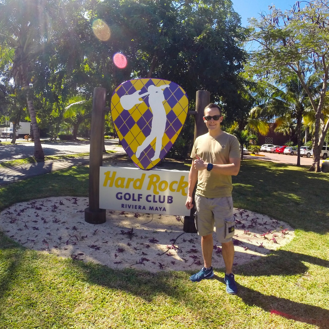 Rock Shop Golf Club Riviera Maya - visited in 2016