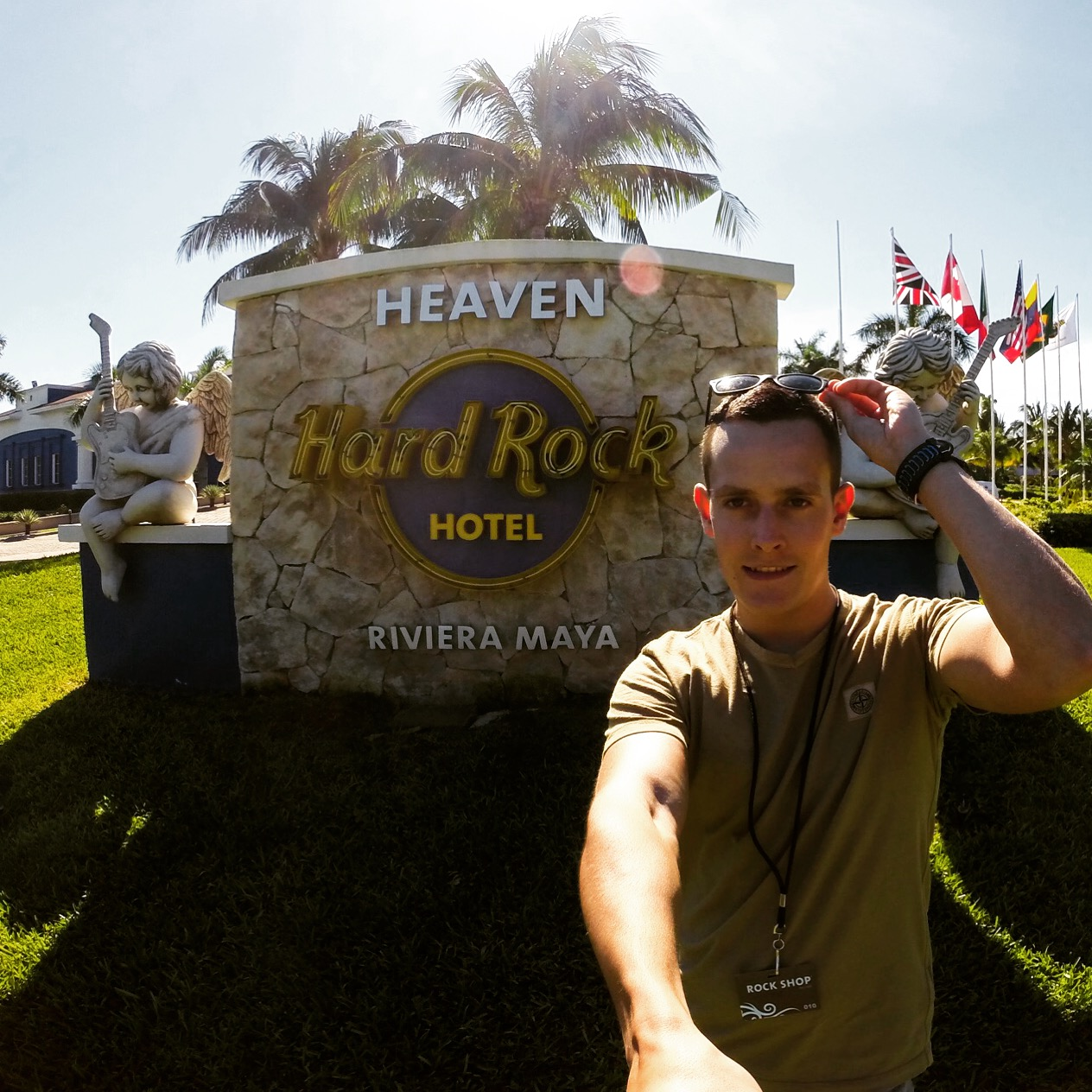 Hard Rock Hotel Riviera Maya - visited in 2016